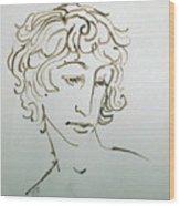 Jereon Wood Print