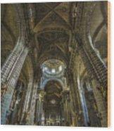 Jerez De La Frontera Cathedral Cadiz Spain Wood Print