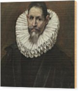 Jeronimo De Cevallos Wood Print