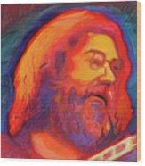 Jerry 4 Wood Print