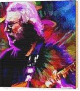 Jerry Garcia Grateful Dead Signed Prints Available At Laartwork.com Coupon Code Kodak Wood Print