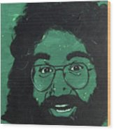 Jerry Wood Print