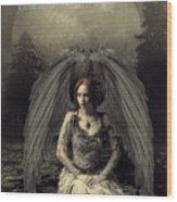 Jessica Angel Wood Print