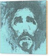 Jesus - 3 Wood Print