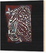 Jesus Gethsemane Wood Print