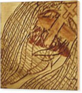 Jesuschrist - Tile Wood Print