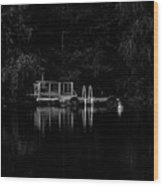 Jetty Wood Print