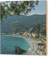 Jewel Of The Mediterranean Wood Print