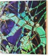 Jewels Wood Print