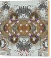 Jewels2 Wood Print