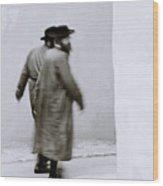 Jewish Life Wood Print
