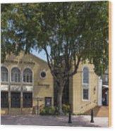 Jewish Museum Of Florida  Wood Print