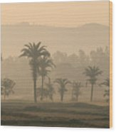 Jharkhand Early Morning Wood Print