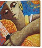 Jibara Y Sol Wood Print