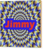 Jimmy Wood Print