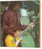 Jimmy Page-0002 Wood Print