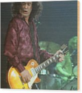 Jimmy Page-0005 Wood Print