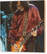 Jimmy Page-0021 Wood Print