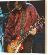 Jimmy Page-0022 Wood Print