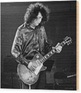 Jimmy Page-0028 Wood Print