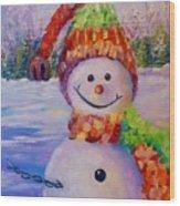 Jingle Bell II Wood Print