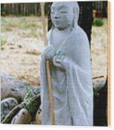 Jizo Bodhisattva - Children's Protector Wood Print