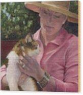 Joanne And Jj Wood Print