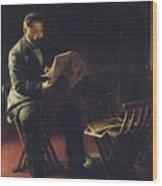 Joaquim Cabot I Rovira Wood Print