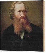 Johan Fredrik Eckersberg  Wood Print