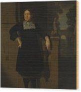 Johan Hulshout 16231687 Wood Print