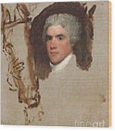 John Bill Ricketts Wood Print