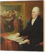 John Eardley Wilmot  Wood Print