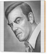 John Ireland Wood Print