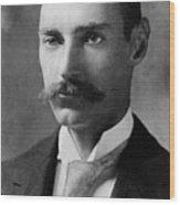 John Jacob Astor Iv 1864-1912 Wood Print