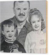 John Megan And Joey Wood Print