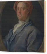John Palmer, Barrister Of The Inner Temple Wood Print