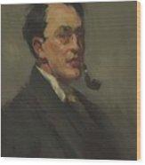 John Sloan 1909 Wood Print