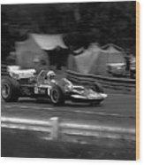 John Surtees 3 Wood Print