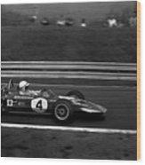 John Surtees 4 Wood Print