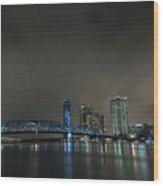 John T. Alsop Bridge 2 Wood Print