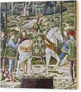 John Viii Paleologus Wood Print