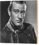 John Wayne Most Popular Wood Print