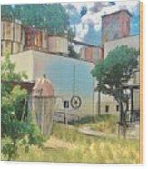 Johnson City, Texas 2 Wood Print