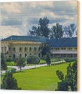 Johor Bahru Grand Palace Wood Print
