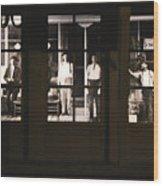Jonesborough Tennessee 15 Wood Print