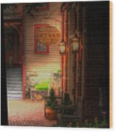 Jonesborough Tennessee 2 Wood Print