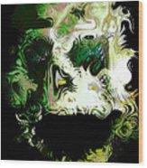 Jorsen Wood Print