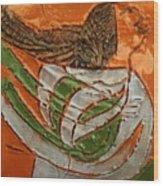 Josephine - Tile Wood Print