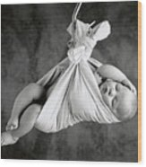 Joshua Wood Print by Anne Geddes
