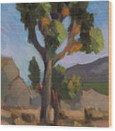Joshua Tree 2 Wood Print
